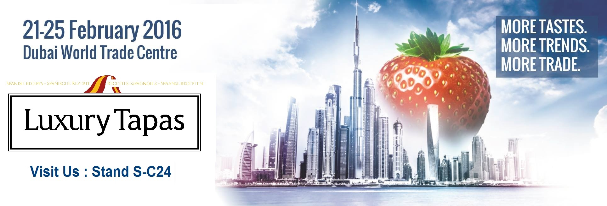 Exporta Pymes Gulfood Dubai